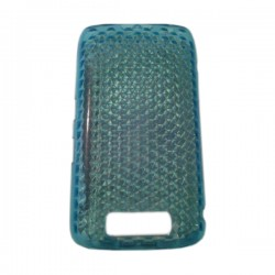 Funda Silicon Aqua Duro Blackberry 9550 9520 storm 2