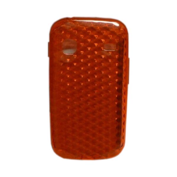Funda TPU Rojo Samsung Galaxy Gio / S5660 (15001275) by www.tiendakimerex.com