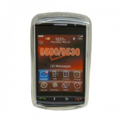 Funda TPU Transparente Blackberry 9500 Storm 1