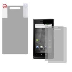 Protector LCD Pantalla anti grasa Motoroi A855