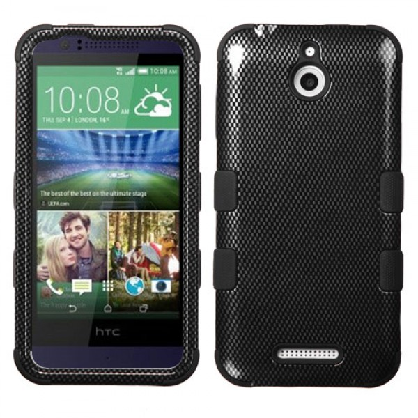 Funda Protector Triple Layer HTC One Desire 510 Negro Carbón (17004329) by www.tiendakimerex.com