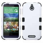 Funda Protector Triple Layer HTC One Desire 510 Blanco / Negro (17004324) by www.tiendakimerex.com