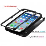 Funda Protector Apple Iphone 6 Mixto Negro con Pie Triple Layer (17003981) by www.tiendakimerex.com
