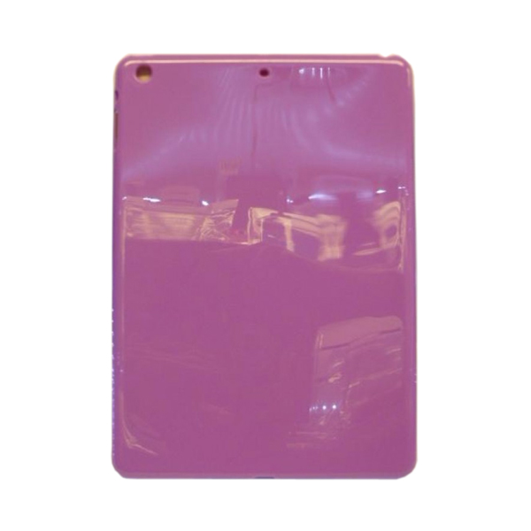 Funda Protector TPU Apple Ipad 5 Air morado (15002903) by www.tiendakimerex.com