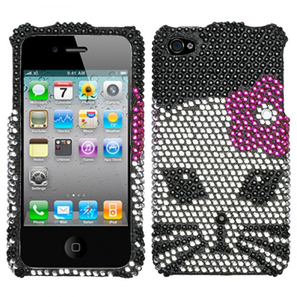 Protector Funda Iphone Apple 4S 4G Kitty (17001361) by www.tiendakimerex.com