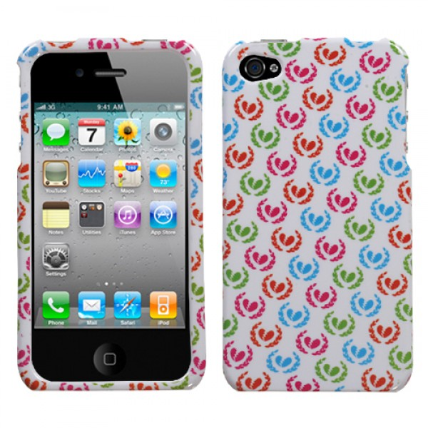 Protector Funda Iphone Apple 4S 4G Colours Balls (17001362) by www.tiendakimerex.com