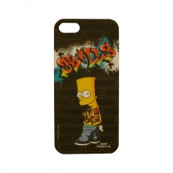 Funda Protector Mobo  Iphone 5/5s Negra/Bart Graffiti