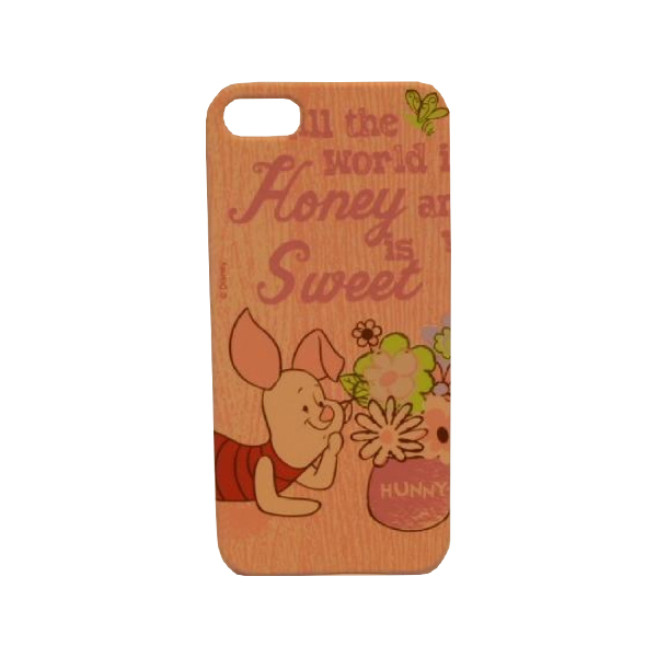 Funda Protector Mobo Apple Iphone 5/5s Piglet hunny/Rosa (11002959) by www.tiendakimerex.com