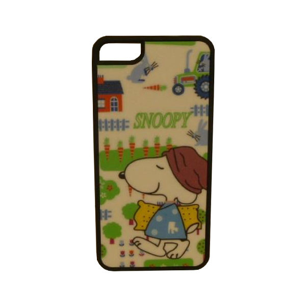 Funda Protector Apple Iphone 5/5S Snoopy/Gorro (11003021) by www.tiendakimerex.com