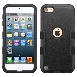 Funda Protector Triple Layer  Ipod Touch 5G / 6G Negro -2
