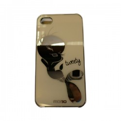 Funda Protector Mobo iPhone 4 Piolin