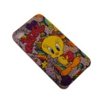 Funda Protector Mobo Apple Iphone 4/4s Piolin/Party Morado (11002977) by www.tiendakimerex.com
