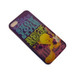 Funda Protector Mobo Apple Iphone 4/4s Piolin/Morado Piedritas (11002976) by www.tiendakimerex.com