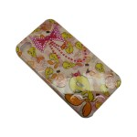 Funda Protector Mobo Apple Iphone 4 / 4G Piolin / Moño Rosa (11003357) by www.tiendakimerex.com