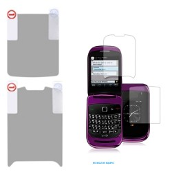 Protector LCD Pantalla Blackberry 9670 Style Twin Pack