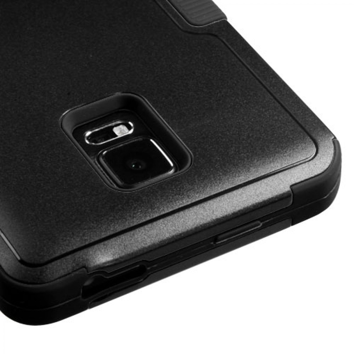 Case Protector Triple Layer Samsung Galaxy Note Edge Black W Samsunggalaxy Kickstand 17004427 By
