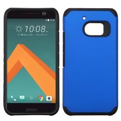 Funda Protector Mixto HTC 10 Azul