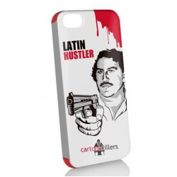 Case Protector  iphone 5 latin hustler + stylus + Protector lcd