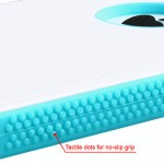 Funda Protector Apple Iphone 6 Plus Blanco Aqua con Pie Antiderrapante (17004004) by www.tiendakimerex.com