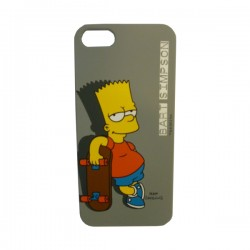 Funda Protector Mobo Iphone 5 Bart Gris