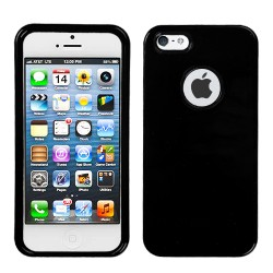 Protector Iphone 5 Negro