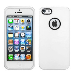 Protector Iphone 5 Blanco