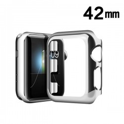 Protector Apple 42 mm Watch Serie 3 Plata