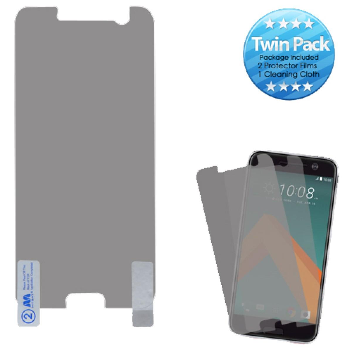 223362f3e7f Mica Protectora LCD Pantalla HTC 10 2pzas. Clic en la imagen para Galeria